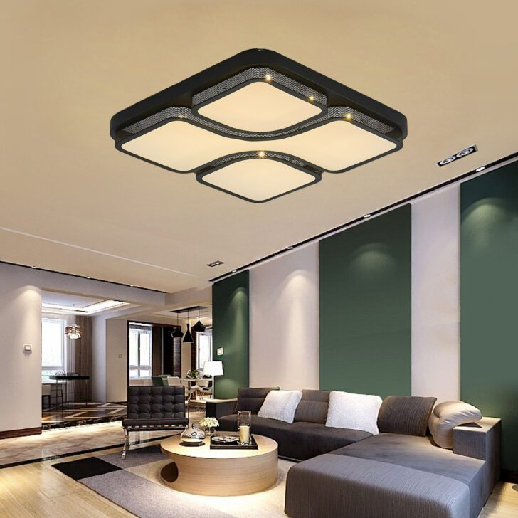 Medium Size of Küchen Deckenleuchte Led Dimmbar Deckenlampe 18w Deckenbeleuchtung Moderne Wohnzimmer Deckenleuchten Schlafzimmer Badezimmer Küche Bad Modern Wohnzimmer Küchen Deckenleuchte