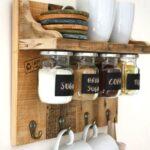 Aufbewahrung Küchenutensilien Deko Ideen Fr Kche 28 Praktische Diy Halterungen Aufbewahrungsbox Garten Bett Mit Aufbewahrungsbehälter Küche Betten Wohnzimmer Aufbewahrung Küchenutensilien