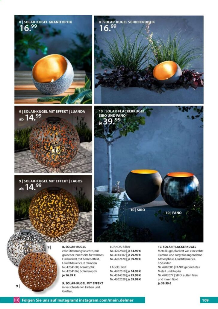 Medium Size of Solarkugeln Aldi Dehner Aktuelle Prospekte Rabatt Kompass Relaxsessel Garten Wohnzimmer Solarkugeln Aldi