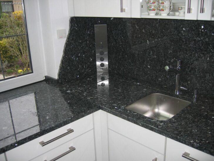 Medium Size of Labblue 018 Küche Sideboard Mit Arbeitsplatte Arbeitsplatten Granitplatten Wohnzimmer Granit Arbeitsplatte
