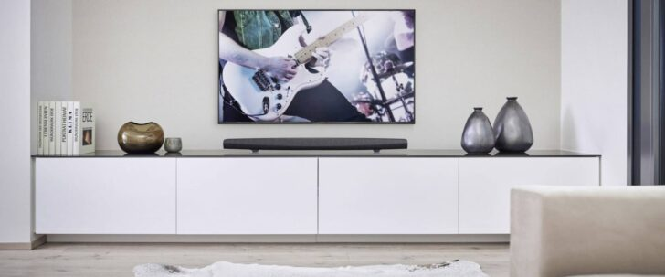 Medium Size of Couch Mit Musikboxen Sofa Eingebauten Lautsprechern Lautsprecher Bluetooth Poco Und Licht Led Integriertem Big Tv Sound Verbessern Leicht Gemacht Heimkinode Wohnzimmer Sofa Mit Musikboxen