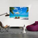 Livingwalls Fototapete Liegen Am Strand M 470689 Liege Wohnzimmer Fliegengitter Für Fenster Deckenlampen Modern Dekoration Stehlampe Wandtattoo Wandtattoos Wohnzimmer Liegen Wohnzimmer