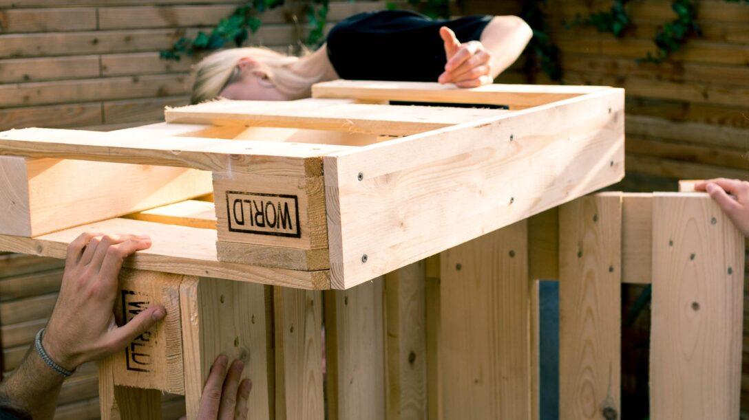 Large Size of Bett Selber Bauen 180x200 Einbauküche Zusammenstellen Kopfteil Fliesenspiegel Küche Machen Sitzecke Boxspring Planen 140x200 Regale Wohnzimmer Sitzecke Selber Machen