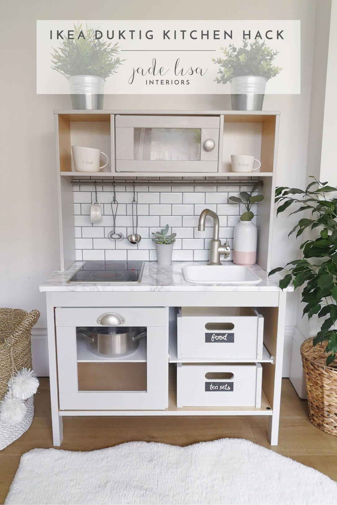 Large Size of Ikea Duktig Kchen Hack So Berarbeiten Sie Ihre Küchen Regal Küche Kosten Kaufen Miniküche Betten 160x200 Sofa Mit Schlaffunktion Bei Modulküche Wohnzimmer Ikea Küchen Hacks