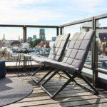 Lounge Klappstuhl Cane Line Traveller Stuhl Sofa Garten Loungemöbel Holz Möbel Set Sessel Günstig Wohnzimmer Lounge Klappstuhl
