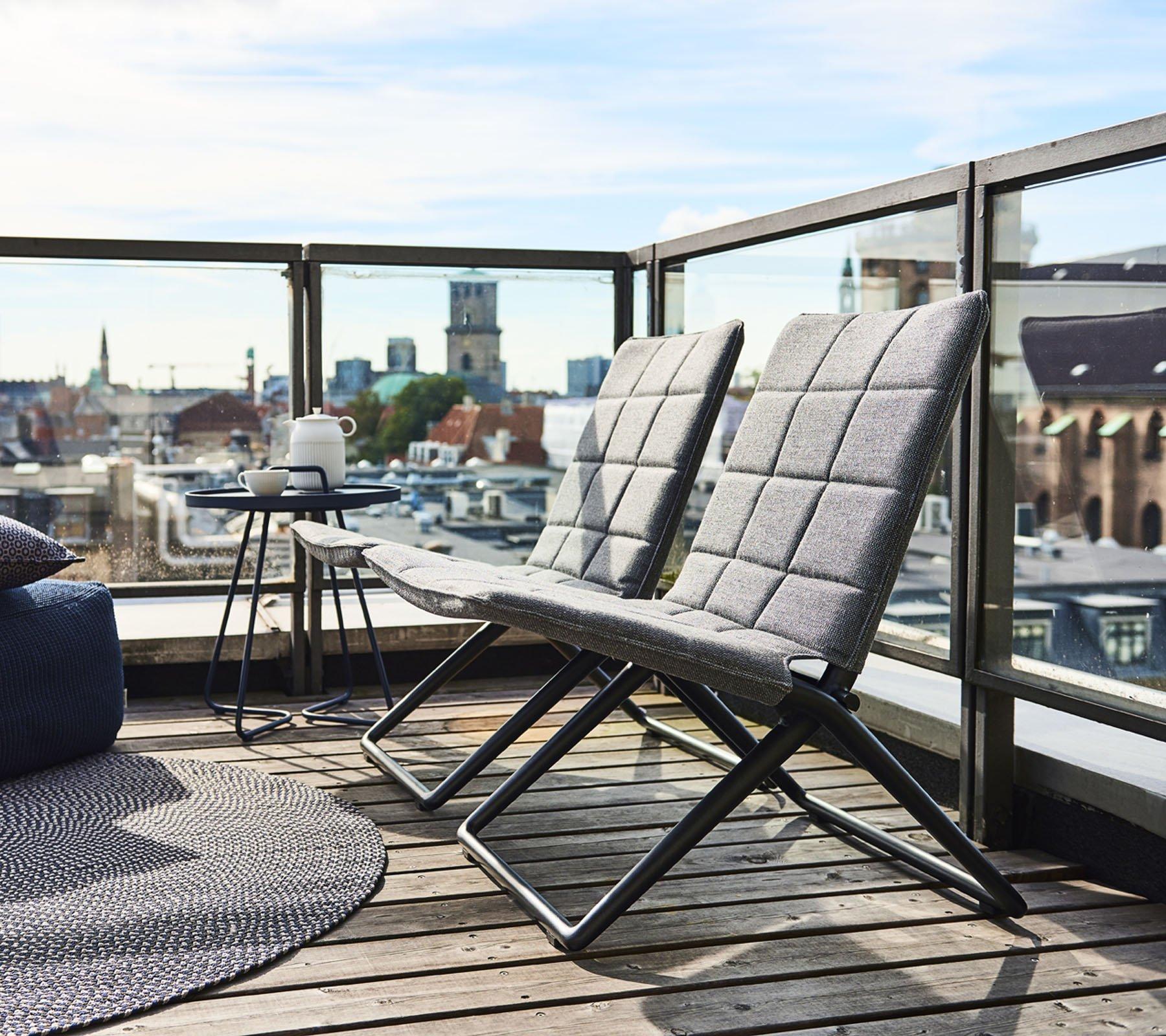 Full Size of Lounge Klappstuhl Cane Line Traveller Stuhl Sofa Garten Loungemöbel Holz Möbel Set Sessel Günstig Wohnzimmer Lounge Klappstuhl