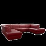 Großes Ecksofa Wohnzimmer Großes Ecksofa Groes Sofa 9701 In U Form Aus Dem Hause Himolla Bild Wohnzimmer Bezug Bett Regal Garten Mit Ottomane