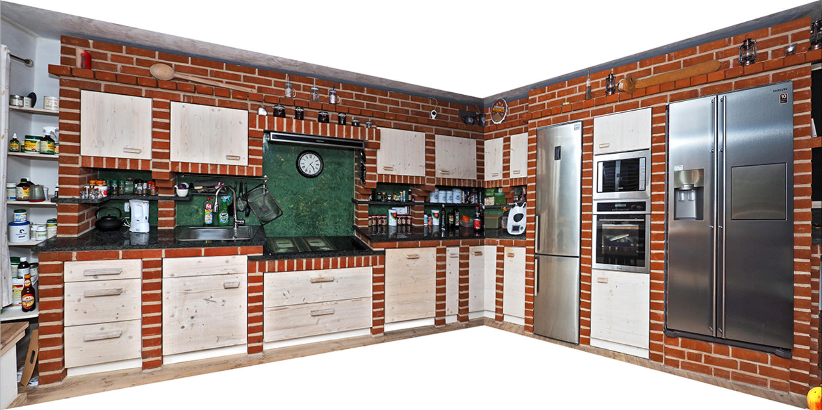 Full Size of Gemauerte Küche Referenzen 2018 Wasserhähne Deckenlampe Miniküche Aufbewahrung Schnittschutzhandschuhe Hochschrank Magnettafel Gebrauchte Kaufen Wohnzimmer Gemauerte Küche