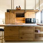Bad Abverkauf Massivholzküche Inselküche Wohnzimmer Massivholzküche Abverkauf