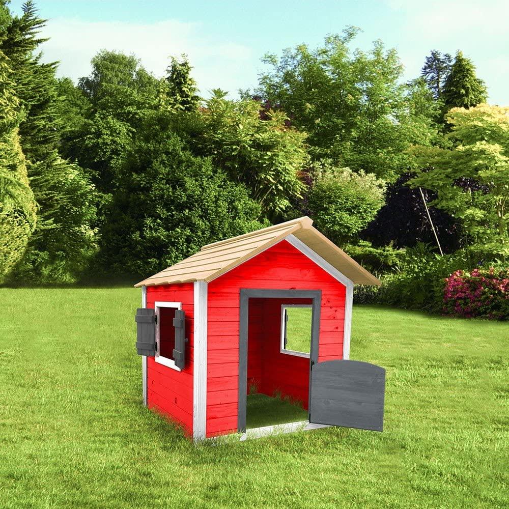 Full Size of Gartenhaus Kinder Smoby Plastik Gebraucht Ebay Kleinanzeigen Holz Kunststoff Obi Selber Bauen Home Deluxe Spielhaus Aus Fr Amazonde Elektronik Wohnzimmer Gartenhaus Kind