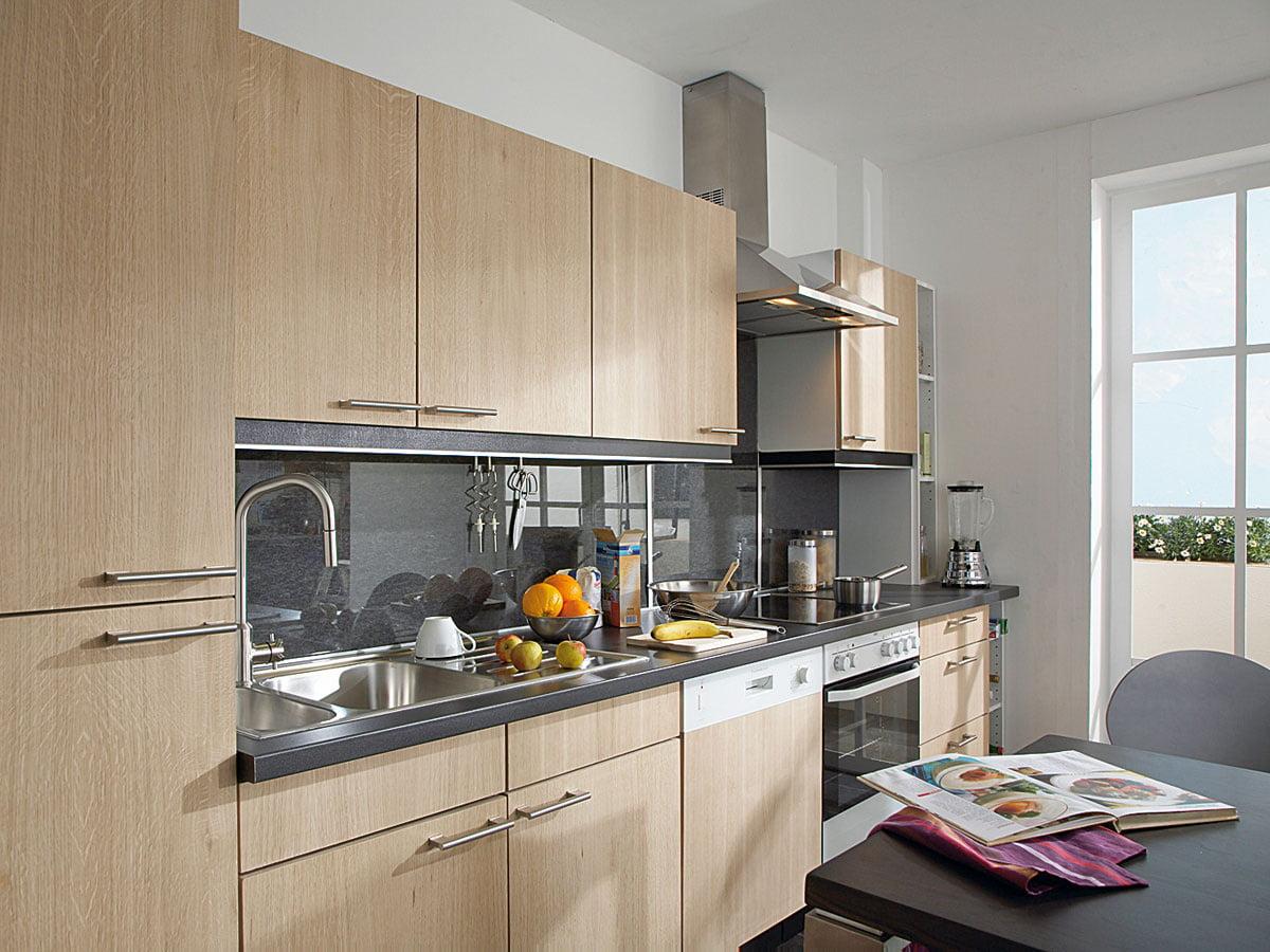 Full Size of Küchenblende Kchenfronten Erneuern Alt Gegen Neu Wohnzimmer Küchenblende