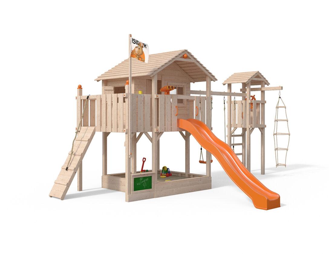 Large Size of Spielturm Abverkauf Isidor Killimando Kletterturm Baumhaus Real Bad Kinderspielturm Garten Inselküche Wohnzimmer Spielturm Abverkauf