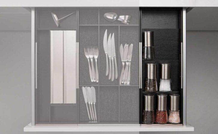 Medium Size of Ballerina Küchen Gewrztreppe Fr Besteckeinteilungs Esche Furnier Regal Wohnzimmer Ballerina Küchen