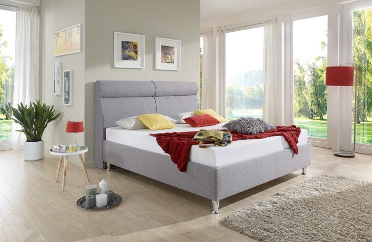 Medium Size of Polsterbett 200x220 Breckle Peak Comfort Grau Cm Matratzen Betten Bett Wohnzimmer Polsterbett 200x220