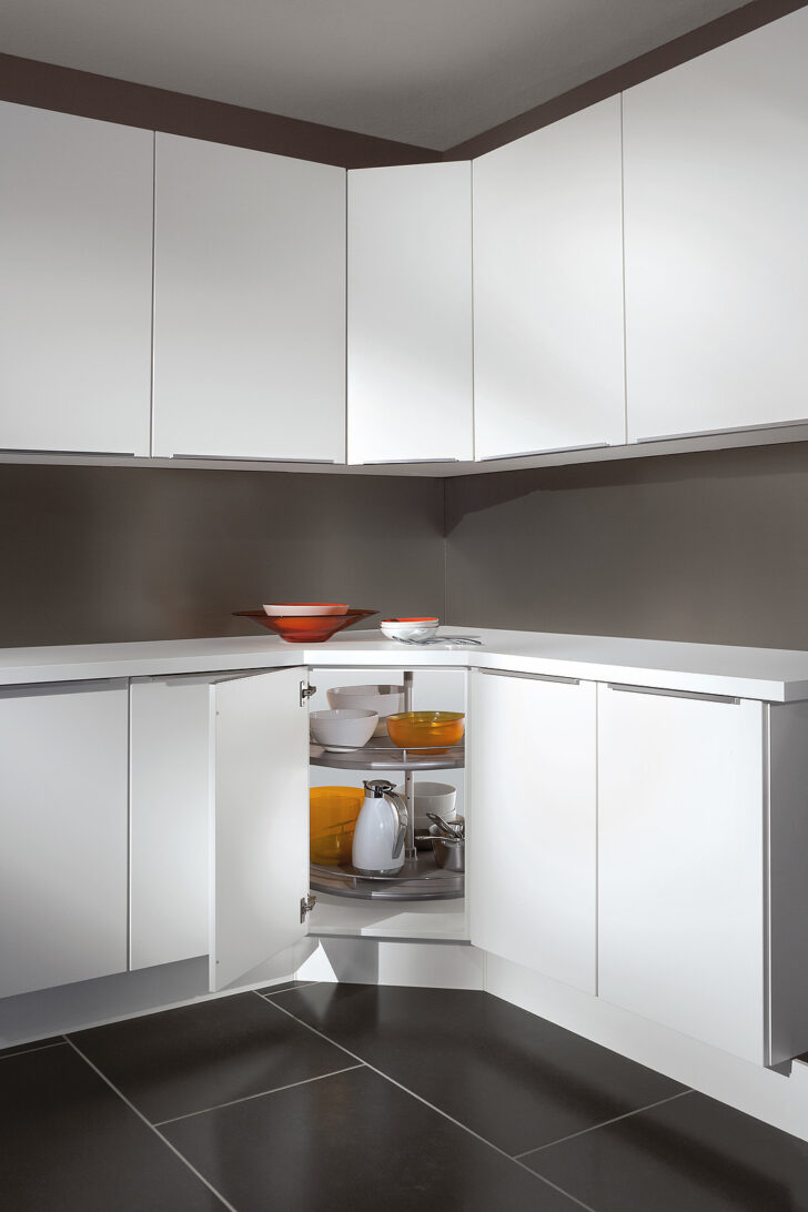 Küchen Eckschrank Rondell In Der Kche Alle Ecklsungen Im Berblick Küche Regal Bad Schlafzimmer Wohnzimmer Küchen Eckschrank Rondell