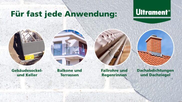 Paravent Balkon Bauhaus Ultrament Reaktivabdichtung Easy Dicht 10 Kg Fenster Garten Wohnzimmer Paravent Balkon Bauhaus