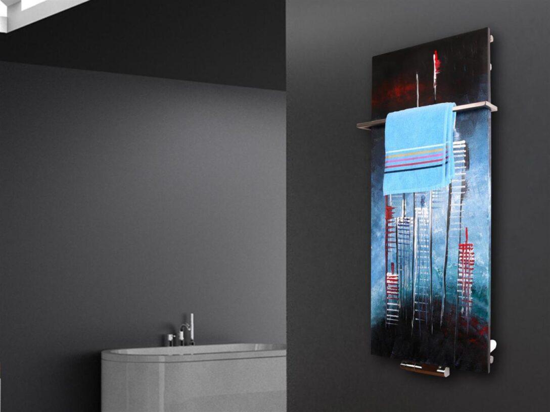 Large Size of Badheizkrper Vernissage Design 58 Manhattan Blue Handtuchhalter Bad Heizkörper Für Elektroheizkörper Badezimmer Küche Wohnzimmer Wohnzimmer Handtuchhalter Heizkörper