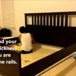 Ikea Hemnes Bett 160x200 Grau Wohnzimmer Ikea Hemnes Bett 160x200 Grau Assembling An Bed Youtube Massivholz 180x200 Betten 200x200 Kopfteil 140 Rauch 140x200 Mit Unterbett Außergewöhnliche Stauraum