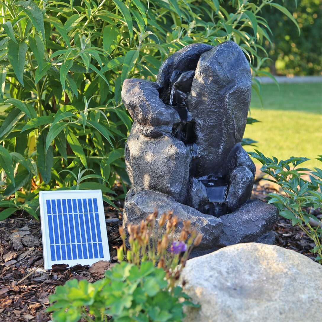 Full Size of Solar Springbrunnen Obi Gartenbrunnen Solarbetriebene Solarpumpe Mit Akku Pumpe Immobilienmakler Baden Regale Küche Nobilia Fenster Einbauküche Immobilien Wohnzimmer Solar Springbrunnen Obi