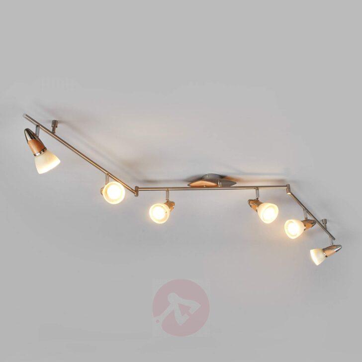 Medium Size of Deckenleuchten Holz Led Lampe Selber Bauen Deckenleuchte Selbst Deckenlampe Ausgefallene 6 Flammige Marena Kaufen Lampenweltde Schlafzimmer Modern Wohnzimmer Wohnzimmer Holz Deckenleuchte