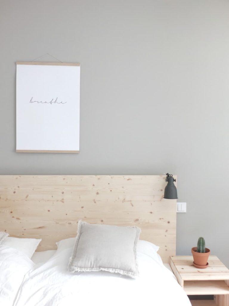 Full Size of Bett Rückwand Holz Wohngoldstck Ikea Hack Eine Neue Rckwand Fr Das Malm Erhöhtes Massivholz Betten Schwarz Weiß 160x200 Kingsize Mädchen Günstige Mit Wohnzimmer Bett Rückwand Holz