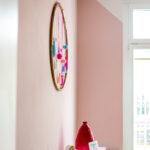 Wandfarbe Rosa Projekt Traumwohnung 20 Endlich Farbe An Den Wnden Mit Schner Küche Wohnzimmer Wandfarbe Rosa