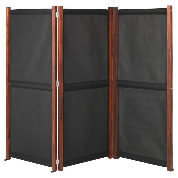 Medium Size of Sichtschutz Balkon Paravent Sltt Auen Schwarz Fenster Sichtschutzfolie Einseitig Durchsichtig Für Garten Im Holz Sichtschutzfolien Wpc Wohnzimmer Sichtschutz Balkon Paravent