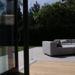 Optimale Verlegerichtung Auf Der Terrasse Oder Dem Balkon Wohnzimmer Couch Terrasse