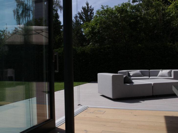 Medium Size of Optimale Verlegerichtung Auf Der Terrasse Oder Dem Balkon Wohnzimmer Couch Terrasse