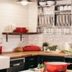 Küche Dunkel Wohnzimmer Küche Dunkel Dunkle Kche So Wird Sie Elegant Und Gemtlich Led Deckenleuchte Barhocker Modern Weiss Mobile Rollwagen Fenster Verdunkelung Abluftventilator