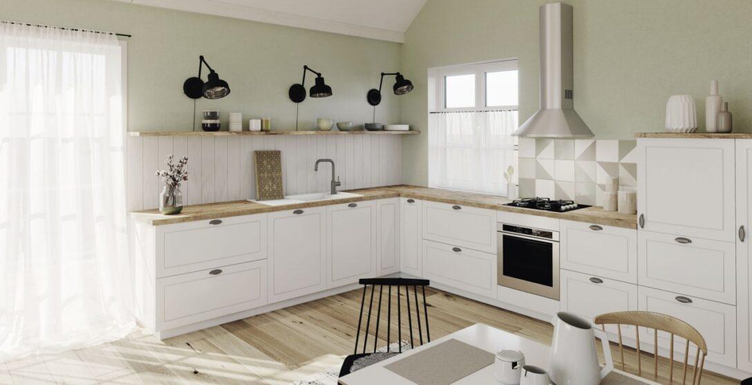 Large Size of Freistehende Küchen Offene Kche Durch Perfekte Planung Zum Wohlfhlort Blanco Küche Regal Wohnzimmer Freistehende Küchen