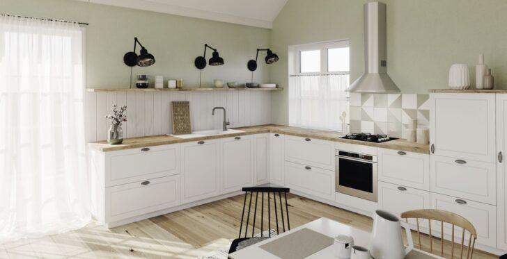 Medium Size of Freistehende Küchen Offene Kche Durch Perfekte Planung Zum Wohlfhlort Blanco Küche Regal Wohnzimmer Freistehende Küchen
