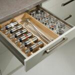 Gewrzaufbewahrung So Lagern Sie Ihre Gewrze Richtig Schubladeneinsatz Küche Wohnzimmer Gewürze Schubladeneinsatz