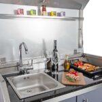 Mobile Outdoorküche Stengel Outdoorkche In Robuster Duplebox Küche Wohnzimmer Mobile Outdoorküche