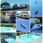 Gebrauchte Gfk Pools Wohnzimmer Gebrauchte Gfk Pools Kaufen B Pool Gartenpool 6 Küche Betten Fenster Regale Einbauküche Verkaufen