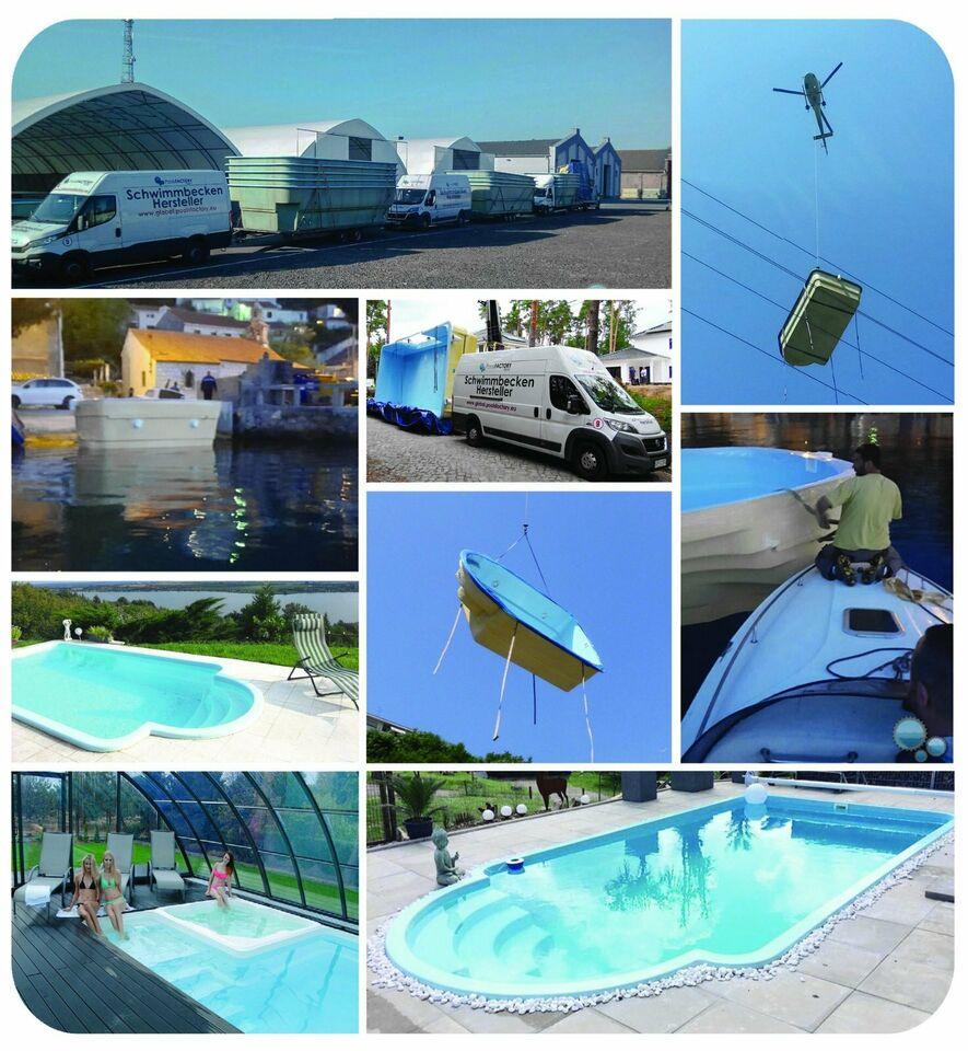 Full Size of Gebrauchte Gfk Pools Kaufen B Pool Gartenpool 6 Küche Betten Fenster Regale Einbauküche Verkaufen Wohnzimmer Gebrauchte Gfk Pools