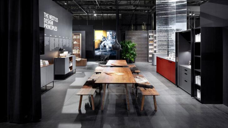 Schller Dart Design Gruppe Grifflose Küche Sitzecke Sideboard Mit Arbeitsplatte Modulküche Geräten Poco Arbeitsschuhe Theke Gardinen Für Die Inselküche Wohnzimmer Habitat Küche