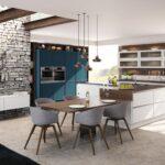 Freistehende Küchen Kche Bilder Ideen Couch Küche Regal Wohnzimmer Freistehende Küchen