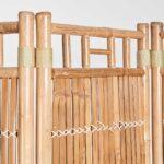 Safari Paravent Aus Bambus 120 180 Cm Butlers Garten Bett Wohnzimmer Paravent Bambus