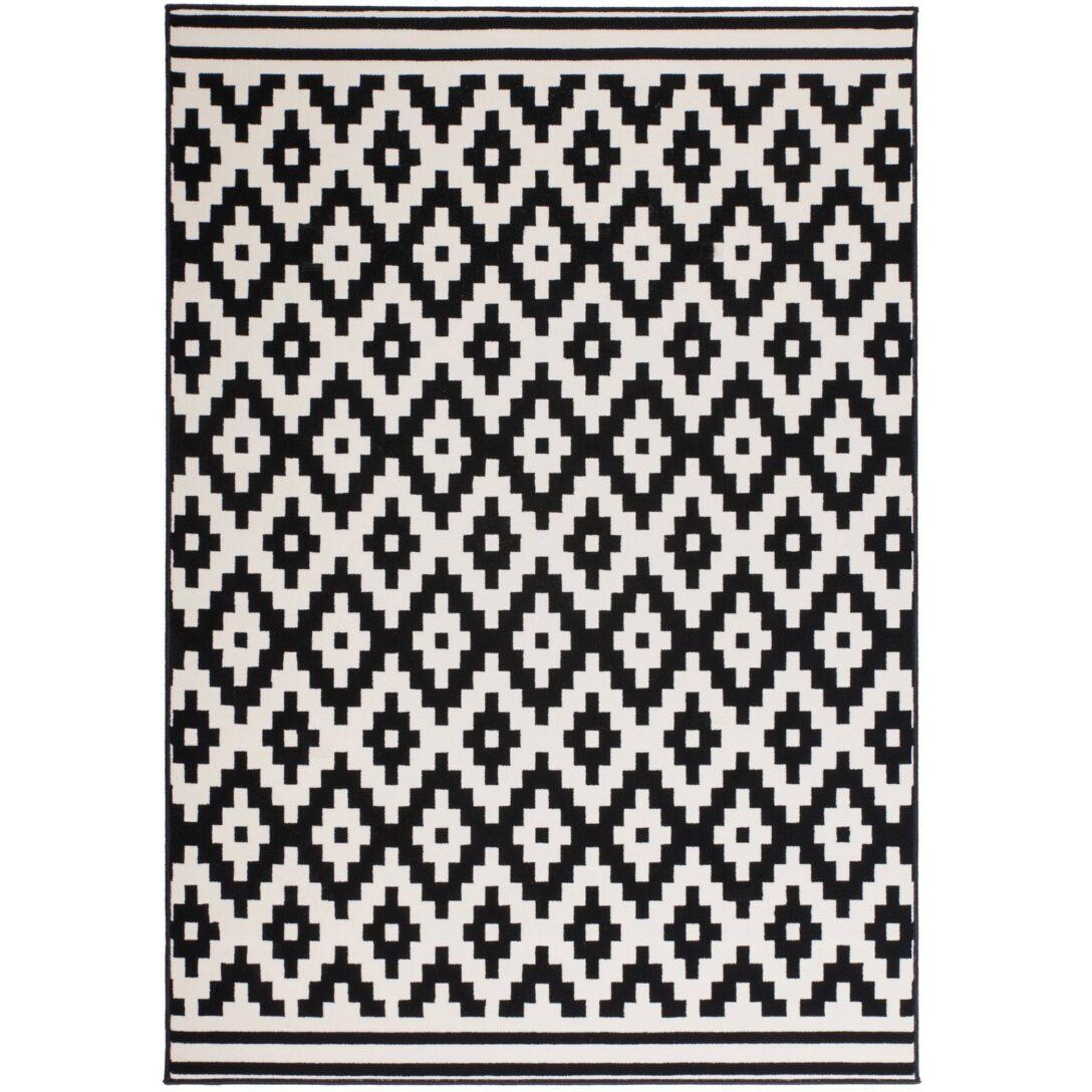 Large Size of Teppich Schwarz Weiß Icon 510 Wei 80 Cm 150 Kaufen Bei Obi Hängeschrank Hochglanz Wohnzimmer Küche Weißes Bett 160x200 Schlafzimmer Komplett Schwarzes Wohnzimmer Teppich Schwarz Weiß