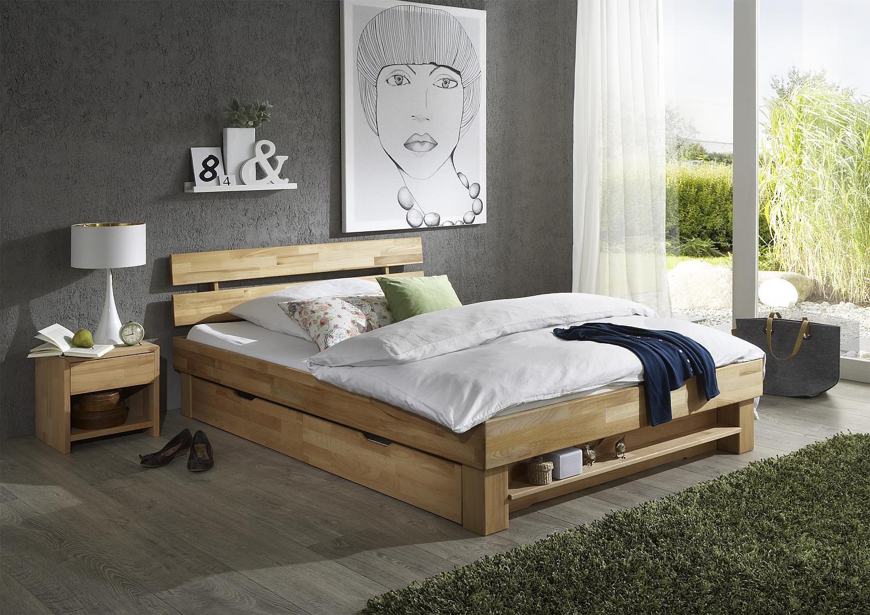 Full Size of Futonbett 100x200 Holzbett Judith 100 200 Cm Kernbuche Massiv 9814 Ju Bett Weiß Betten Wohnzimmer Futonbett 100x200