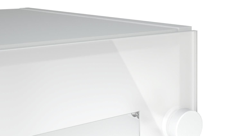 Full Size of Glas Hängeschrank Küche Oberschrank Cassy Schrank 45518 Wei Kche Wasserhahn Für Kaufen Mit Elektrogeräten Läufer Abfalleimer Edelstahlküche Gebraucht Wohnzimmer Glas Hängeschrank Küche