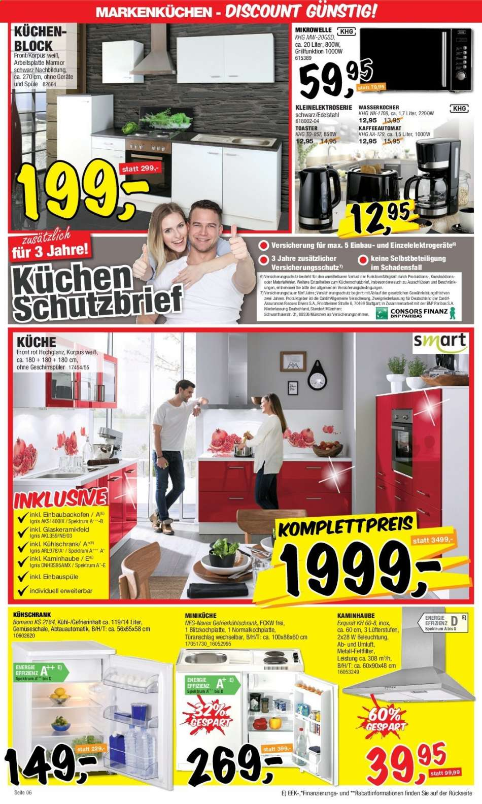 Full Size of Sconto Aktuelles Prospekt 21102019 4112019 Rabatt Kompassde Küchen Regal Wohnzimmer Sconto Küchen