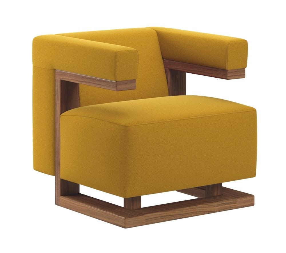 Full Size of Bauhaus Gartenliege Gropius F51 Sessel Reedition Tecta Einrichten Designde Fenster Wohnzimmer Bauhaus Gartenliege