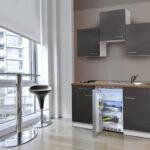 Miniküche Mit Kühlschrank Ikea Roller Regale Stengel Wohnzimmer Roller Miniküche
