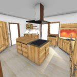 Massivholzküche Abverkauf Massivholzkche Gnstig Sonstige Musterkche Bad Inselküche Wohnzimmer Massivholzküche Abverkauf