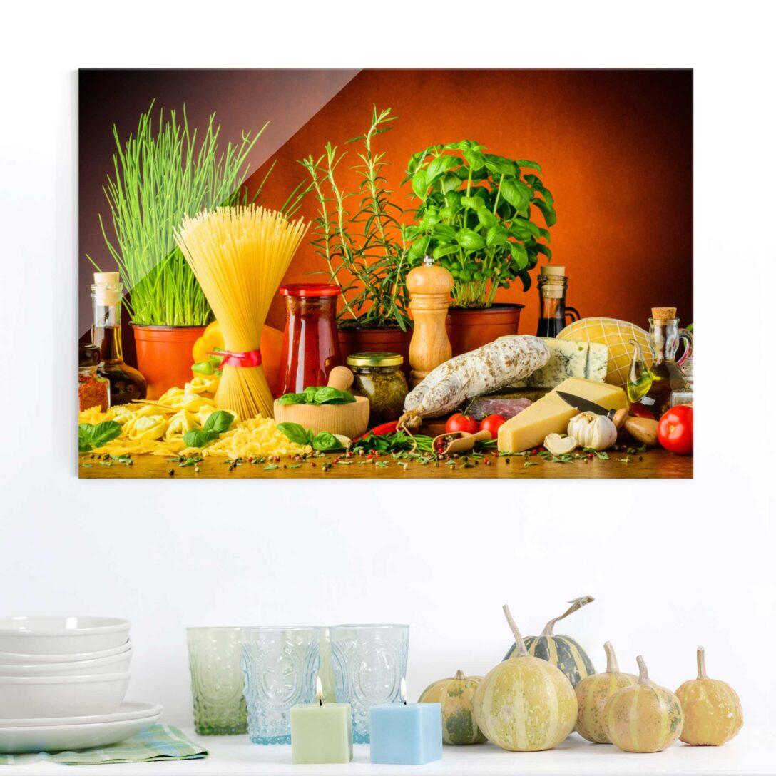 Large Size of Glasbild Kche 80 40 Glasbilder Apfel Wand Fr Inselkche Bad Küche Küchen Regal Wohnzimmer Küchen Glasbilder