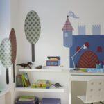 Wandgestaltung Kinderzimmer Jungen Junge Streichen Babyzimmer Auto Regal Regale Weiß Sofa Wohnzimmer Wandgestaltung Kinderzimmer Jungen