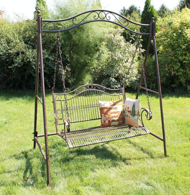 Medium Size of Gartenschaukel Metall Amazonde Dandibo Hollywoodschaukel Antik 2 Sitzer Bett Regal Weiß Regale Wohnzimmer Gartenschaukel Metall