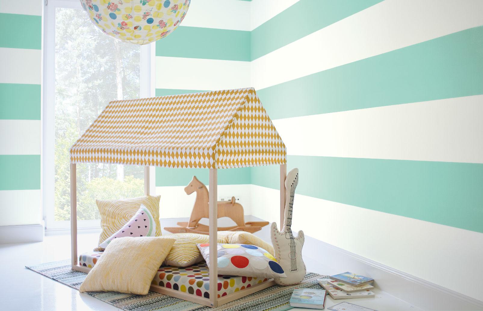 Full Size of Wandgestaltung In Babyzimmer Und Kinderzimmer Regale Regal Weiß Sofa Wohnzimmer Wandgestaltung Kinderzimmer Jungen